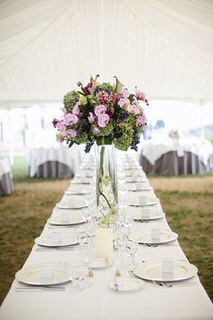 To see more glamorous details about this wedding: http://www.modwedding.com/2014/11/08/beautiful-oregon-wedding-yasmin-khajavi-photography/ #wedding #weddings #wedding_reception #wedding_centerpiece