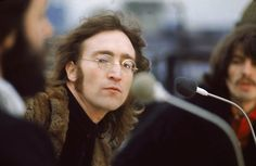 vintage everyday: Wonderful Color Photographs of The Beatles' Rooftop Concert in 1969
