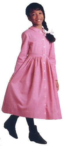 AG Doll Collecting - Girl-Sized Dresses- Addy