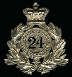 British Military Badge