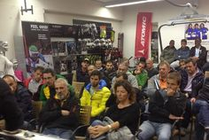 Yesterday in Brixen! Demonstration of how to apply the nanox ski wax was held at SCHUHBERT. Big thanks to everyone who were there and also to Mirko who ensured the demonstration ran smoothly and of course to Hubert and also to Boshko for the photos. http://www.schuhbert.com/schuhbert/home.html  http://www.nanox-wax.com/en/  #nanox #nanoxskiwax #nanoxCFX #nanoxsimplyfaster #skiwax #skiwachs #sciolina