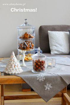 Riviera Maison, glass jar, Christmas decorations