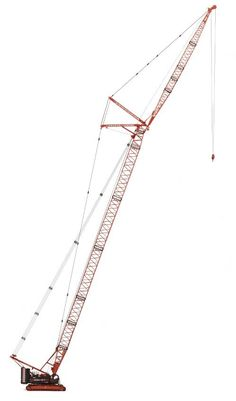 Tonkin - Mammoet - Kobelco Crawler Crane w/Jib. Lego Crane, Toy Crane, Manitowoc Cranes, Used Construction Equipment, Crane Lift, Crawler Crane, Heavy Machinery, Chenille, Diecast Models