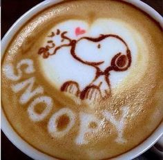 Snoopy Coffee