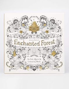 15€ Bild 1 von Enchanted Forest Colouring – Buch