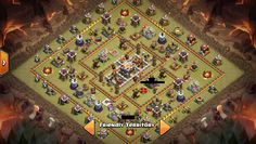 TOP 5 BEST WAR BASES | March 2017 | Clash of Clans - Guides