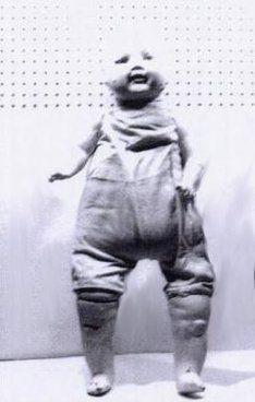 Mandy haunted Doll