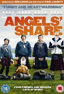 """The Angels' Share (2012). Narrowly avoiding jail, new dad Robbie vows to turn over a new leaf. A visit to a whisky distillery inspires him and his mates to seek a way out of their hopeless lives.  I thought this was just going to be another movie about """"bad boys.""""  Was I ever wrong.  I loved this gem.  Director Ken Loach does it again."""