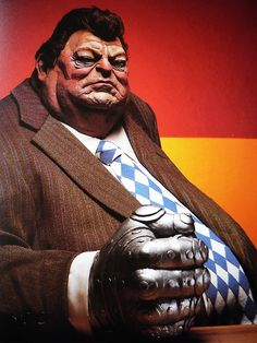 Spitting Image, Effigy, Character Reference, Caricatures, Puppets, Doll, Sculpture, Pictures, Fictional Characters