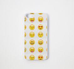 Emoji iPhone Case 5/5S 5C 4S/4 — Kollage