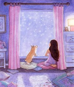 Pamela Goodman - professional children's illustrator, view portfolio