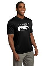 NWT T-REX NO LIKE PUSH-UPS Fitness Work Out T Shirt Training Adult Unisex Small