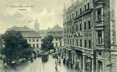 Königsberg, Preußen Bergplatz