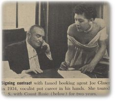Billie Holiday Carnegie Hall   Magazine - Welcome to Visual discography of Billie Holiday