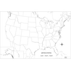 Blank United States Outline Wall Map regarding United States Map Template Blank Business Card Template Photoshop, Flash Card Template, United States Outline, United States Map, Map Outline, State Outline, Best Templates, Templates Printable Free, Blank Business Cards