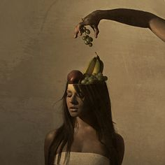 Abbie Jay Toogood: Seven Deadly Sins Photography Greed