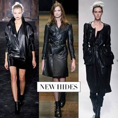 Fall 2013 Runway Report: New Hides