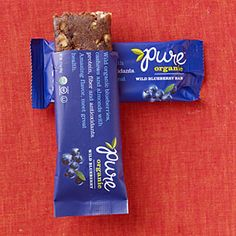Zeroing In On the Best Energy Bars | Best Natural Bar: Pure Raw Fruit & Nut Bar | CookingLight.com