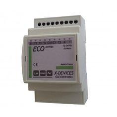 Eco-Devices Téléinfo, suivi conso. - GCE Electronics - Parfait pour relevé une consommation électrique ET une consommation d'eau