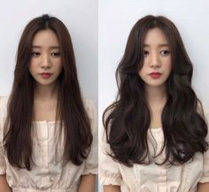 478155685440749707 478155685440749707 Sure, the bushy perms of the might be out of vogue, but th Korean Haircut Long, Korean Wavy Hair, Korean Hairstyle Long, Korean Hairstyles Women, Hair Korean Style, Korean Perm, Ulzzang Hairstyle, Japanese Hairstyles, Asian Hairstyles