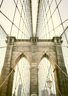 brooklyn photography brooklyn bridge new york by DreameryPhoto