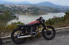 Honda Cgl Tool 125cc Estilo Brat / Cafe Racer - Año Otros Tipos - 11700 km - en MercadoLibre