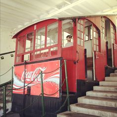 Monte Igueldo Funicular, San Sebastian, Spain; Ride this for the best view of the city.