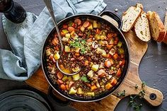 Yams, Paella, Chili, Food And Drink, Low Carb, Soup, Ethnic Recipes, Germany, Soups And Stews