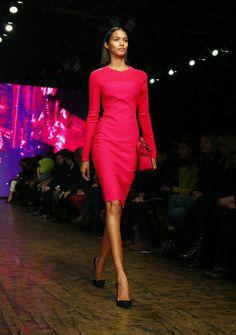 Fashion Week New York 2013, DKNY (Foto: Reuters). #newyork #fashionweek #DKNY www.noz.de/69528453/