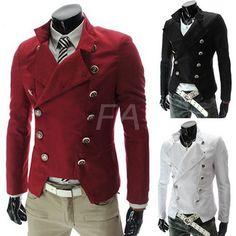 Superbe Blazer Double Croisé Slim http://www.fashionaccess.fr/blazers/superbe-blazer-double-croise-slim.html