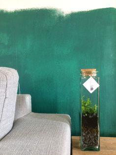 Half painted wall - WonderlijkWoud