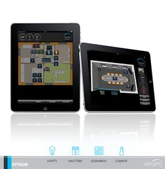 Vitrum - Technology Simplified home automation, with a simply inimitable design. Vitrum is the secret of luxury, composed of only two elements: the electronics and aesthetic. Site: bit.ly/VitrumH Facebook: www.facebook.com/... #Vitrum #Luxury #HomeAutomation #Swithces #Technology #Style #italianstyle #italiandesign #design #electric #electronics #technology #ibiza #lasboas #stonecollection #glasscollection #techcollection