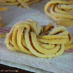 Bigoli - homemade Venetian pasta