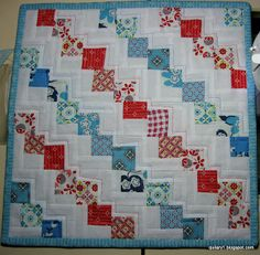 DS Doll Quilt Swap