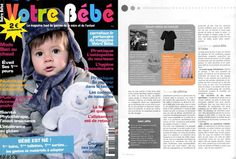 MUM ON THE GO - as seen on Votre bébé Magazine