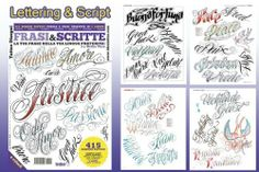 LETTERING and SCRIPT Writing Design Tattoo Flash Book >>> Check out the image by visiting the link. (This is an affiliate link) Tattoo Design Book, Book Design, Black Ink Tattoos, Cool Tattoos, Worldwide Tattoo, Broken Heart Tattoo, Writing Tattoos, Script Writing, Tattoo Kits