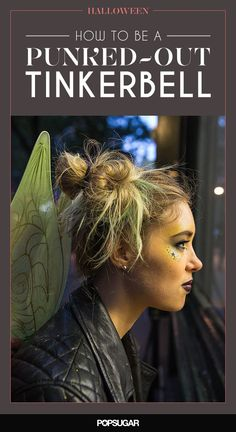 Tinker Bell Gets a Punked-Out Makeover For Halloween Tinker Bell Gets a Punked-Out Makeover For Halloween Simone Kitschke ischowieda Fasching www jenniferclark This is one of my favorite easy nbsp hellip