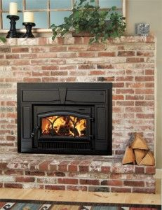 Quadra-fire's Voyager Grand wood-burning insert | Wood Stoves and ...