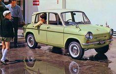 1964年型 キャロル360 4ドア KPDA型