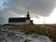 Church in Gamvik, Northern Norway