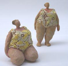 Stefanie Dinkelbach - Ceramic Sculptures 2 3