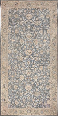 Antique Agra Oriental Rugs 44558 Main Image - By Nazmiyal