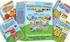 Preschool Prep 10-DVD Collection $39.99 - http://www.pinchingyourpennies.com/preschool-prep-10-dvd-collection-39-99/ #DVD, #Groupon, #Preschool