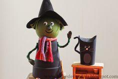 Boszorkány macskával