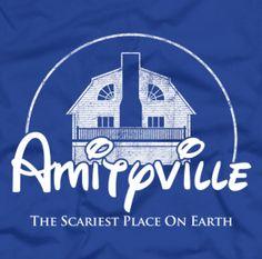 Amityville T-Shirt « Daily T-Shirts