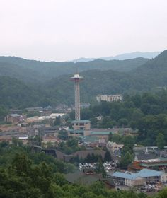 Gatlinburg Tennessee - family reunion - visited  July 2013.