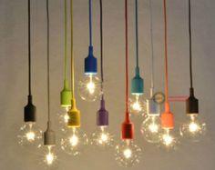 Modern Home Gel Pendant Lighting Light Brighten up any space Children's Kids Room Decor Kitchen Teen Play Areas Bedrooms College Dorms