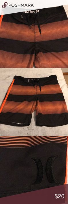 Hurley Swim trunks Like new Hurley Swim Swim Trunks