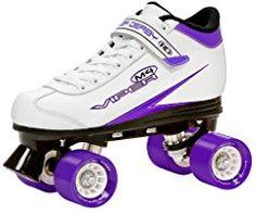 Roller Derby Women's Viper M4 Speed Quad Skate, Size 08