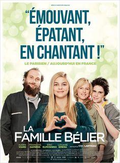 """""""La Famille Bélier"""", une comedie dramatique d'Eric Lartigau avec Louane Emera, Karin Viard, François Damiens (12/2014) ♥♥♥♥"""